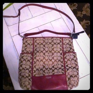 Coach satchel purse